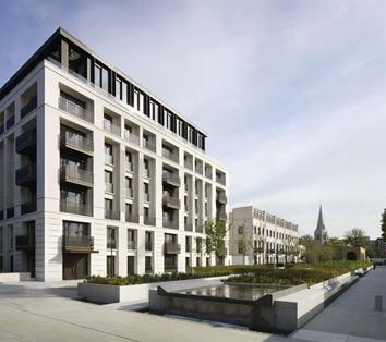 Chelsea Barracks Redevelopment